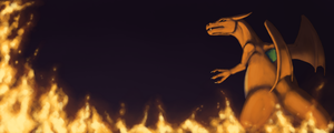 Charizard banner by TheMetasepia