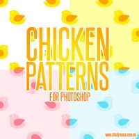 Chicken Patterns by Carlangueitor