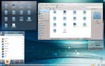 Faenza-Cupertino 4 Kde by TheDeviantMars