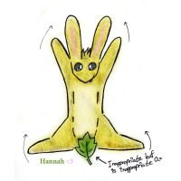 A Metaphor for Hannah by EMort