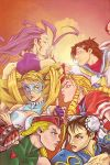 StreetFighter Girls _JoeMad my colors by MrFixit741