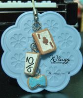 Alice Themed Charms by Wingg