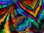 Rainbow Planet by Thelma1