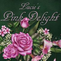 Lucie's Pink Delight by LucieG-Stock