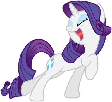 Rarity - I'm Here! by IphStich