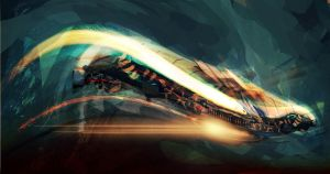 speed ship by gamka