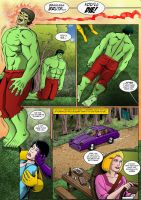 The Incredible Hulk: Red Alert Page 5 by MikeMcelwee