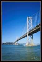 The Bay Bridge 2 by o0oLUXo0o