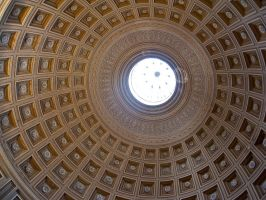 Rome church dome by Ijgg
