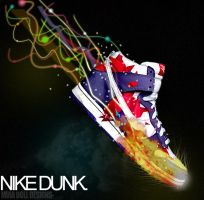 Nike Dunk. by MDollDesigns