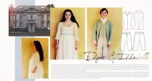 Wuthering Heights Designs: Edgar and Isabella by Rachyf1