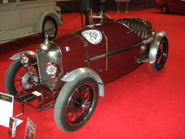 1929 Amilcar CGSS by Aya-Wavedancer