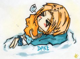 Amour Sucre/Slodki Flirt: Chibi Dream of....Dake~ by shinarei