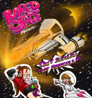 Bored in Space 1 (Cover Art) by Aesir1