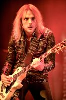 Judas Priest: Richie Faulkner I by basseca