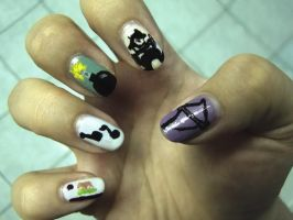 Jeremy Renner Nails by aniapaluch