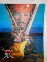 Pirates of the Carribean by rori77