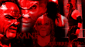 Kane Resurrected Wallpaper by LivingDeadSuperstar