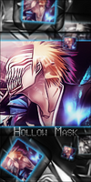 Hollow mask by hemagoku