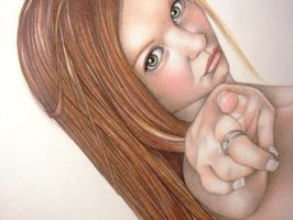 color pencil by RolandoLopez