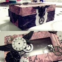 Steampunk box by chooxD