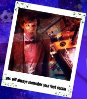 Eleventh Doctor by mayzy167