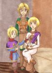 Family predictions by Illien-chan