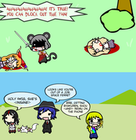 WSW- Being Nazrin is Suffering by TobiObito4ever