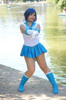 Super Sailor Mercury by Minakosplay