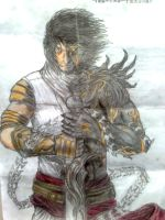 prince of persia by Rizkyawan