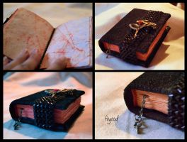 gotic book by IuliaZar