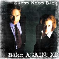 X-files_2 Movie XD by FluffyPocket