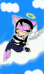 Kamlyn the Angel of life by blazecat713
