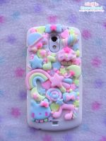 Extreme kawaii cover for Galaxy Nexus by CiaLa