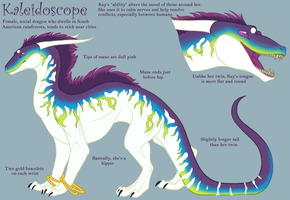 Kaleidoscope Ref '12 OUTDATED by KazultheDragon