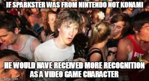 Sudden Clarity Clarence by Sparkster490