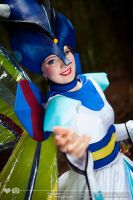 Thumbelina :.: Come with me to the beetle ball by Gwan-chan