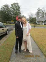 Military Ball 2014 by BerryBreezer