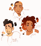 Boy Concepts I. by Afro-Something