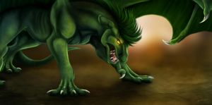 Enraged by Golphee