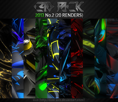 C4D Pack 2013 No.2 by dino-axis