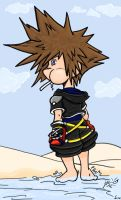 Chibi Sora by spoon-san42 by jkurosaki