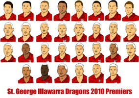 Dragons 2010 Premiers-Update2 by ShadnicFusion