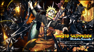 Naruto Shippuden Tag by gustavo11s