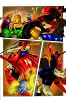 pages by ultimate comics  4 by joseisai