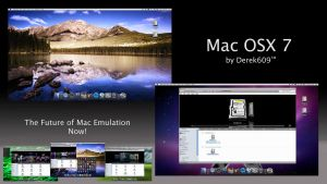 Mac OSX 7 v10.6 Update by Derek609