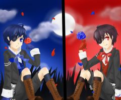 BlackButler: Which one is true ? by TiiteMiissdu69