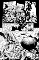 LADY DEATH 20 pg 17 by NelsonInks