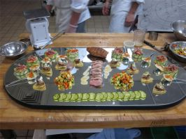 Garde Manger - Duck Platter by TheSilverChef