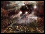The Train by Panicalex